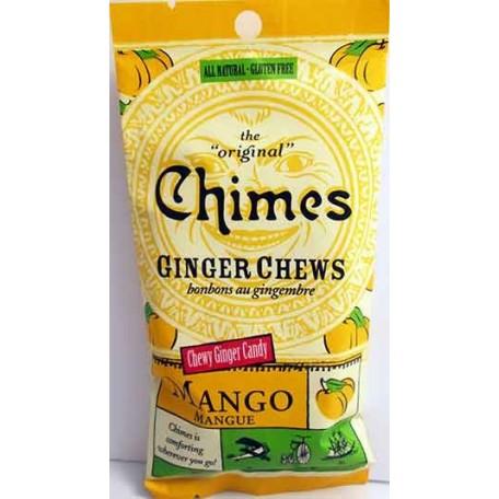 Bonbons au Gingembre 42g - Chimes - Mangue