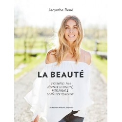 Book La Beauté - Maison Jacynthe - Cover