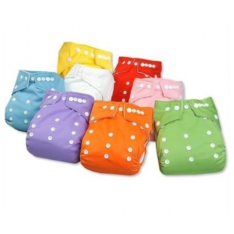 Discovery Pack of 24 Pocket Cloth Diapers
