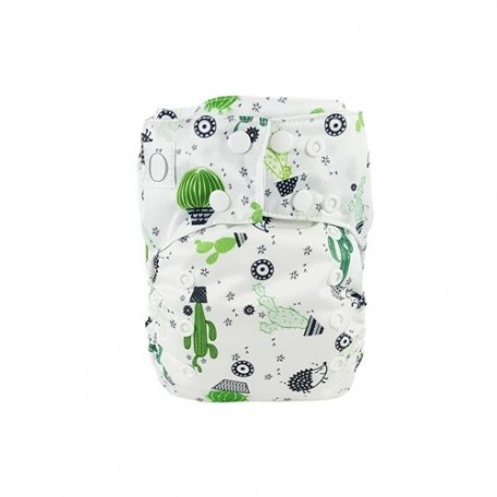 Kit 18 Pocket Hybrid Diaper - Omaiki