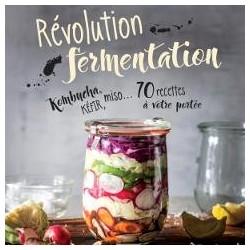 Livre Révolution fermentation - Les Éditions de l'Homme