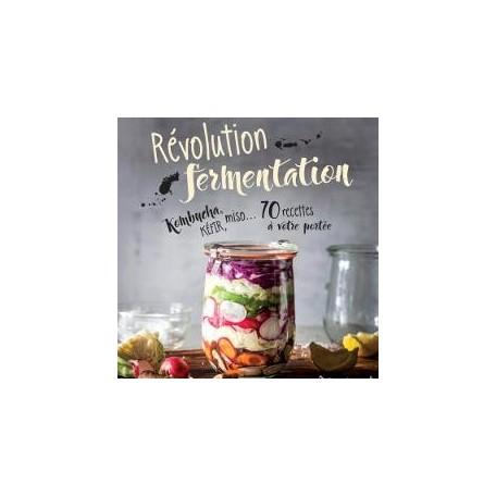 Révolution fermentation - Les Éditions de l'Homme