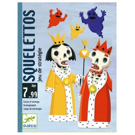 Jeu de cartes Squelettos - Djeco Djeco