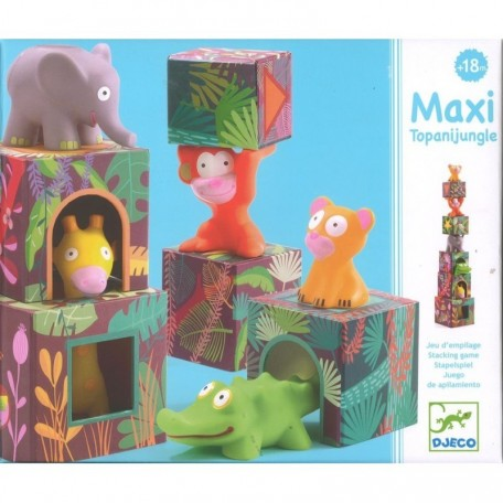 Maxi Topanijungle - Djeco