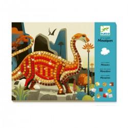 Bricolage Mosaïques Dinosaures - Djeco Djeco