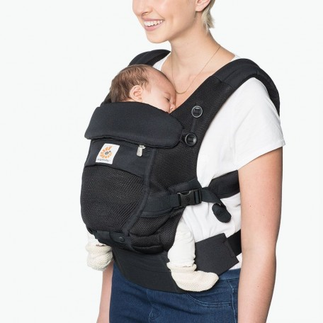 Adapt Cool Air Mesh Baby Carrier - Ergobaby