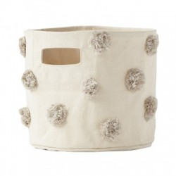 Mini pompon storage basket  - Petit Pehr
