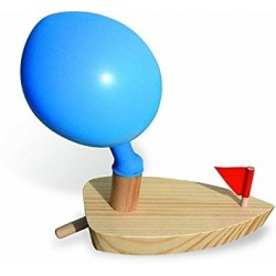 Balloon Powered Boat - Vilac