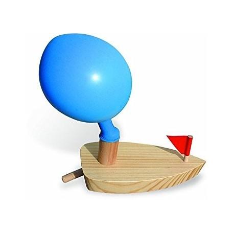 Bateau ballon en bois - Vilac Vilac