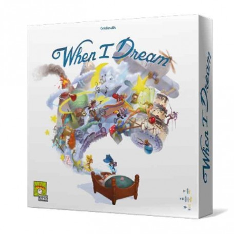 When I Dream Board Game - Repos Production