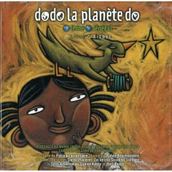 Book + CD Dodo la planète do: Chine, Sénégal - La montagne secrète