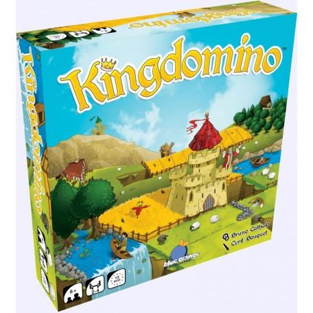 Kingdomino - Blue Orange