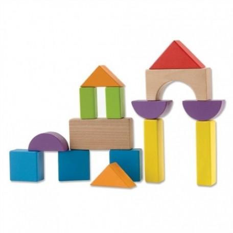 Cubes de construction - Hape Hape