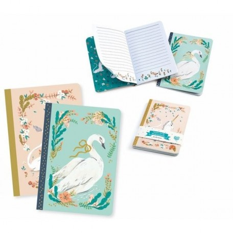 Petits carnets Lovely Paper - Djeco Djeco
