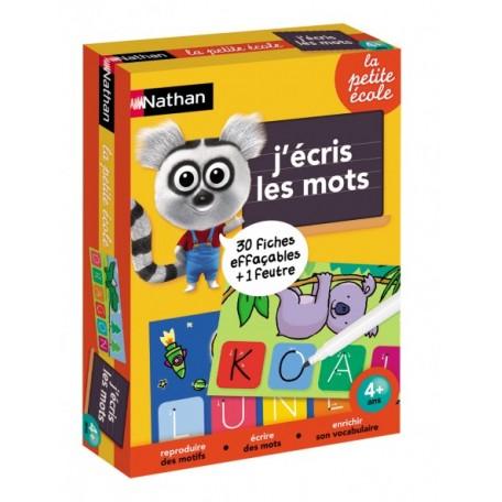 J'écris des mots - Nathan