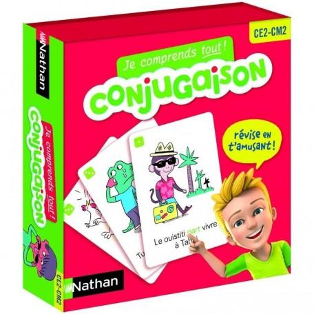Je comprends tout! Conjugaison - Nathan