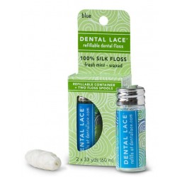 Soie dentaire biodégradable rechargeable - Dental Lace