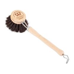 Brosse à vaisselle à poils souples, rechargeable - Redecker Redecker