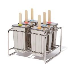 Moules à popsicles carrés - Onyx Containers Onyx Containers