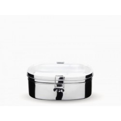 Medium 2-Layer Sandwich Box - Onyx Containers