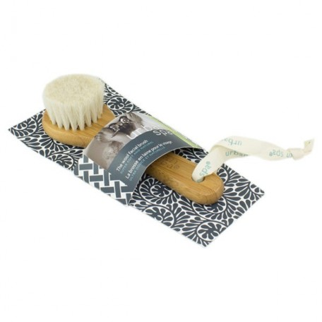 The Wool Facial Brush - Urban Spa
