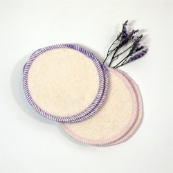 Nursing Pads with Merino Wool Topper - Oko Créations