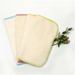 80% Organic Cotton Washable Baby Wipes - Oko Creations