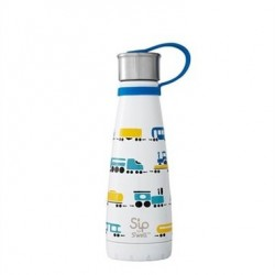 Insulated Stainless Bottle 295 mL - S'ip x S'well - All Aboard
