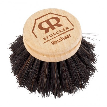 Soft-Bristled Dishbrush Replacement Head - Redecker