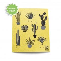Essuie-Tout réutilisable à motifs Cactus - Kliin Kliin