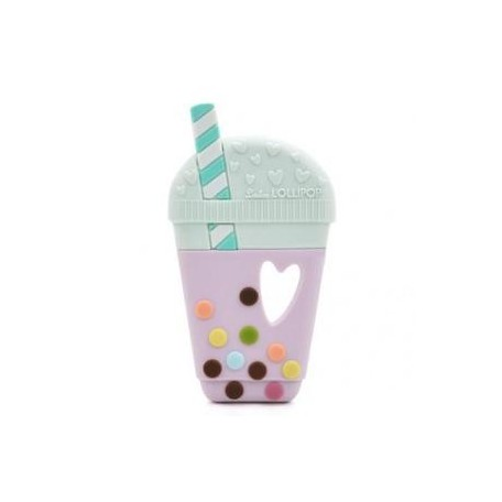 Bubble Tea Silicone Teether - Loulou Lollipop