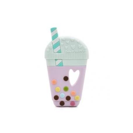 Bubble Tea Silicone Teether - Loulou Lollipop
