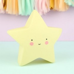 Yellow Star Light - A Little Lovely