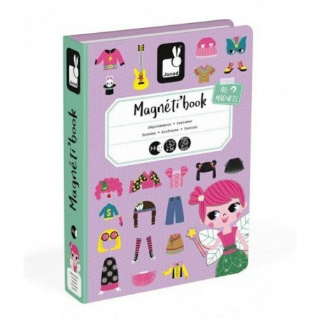 Costumes Magneti'Book - Janod