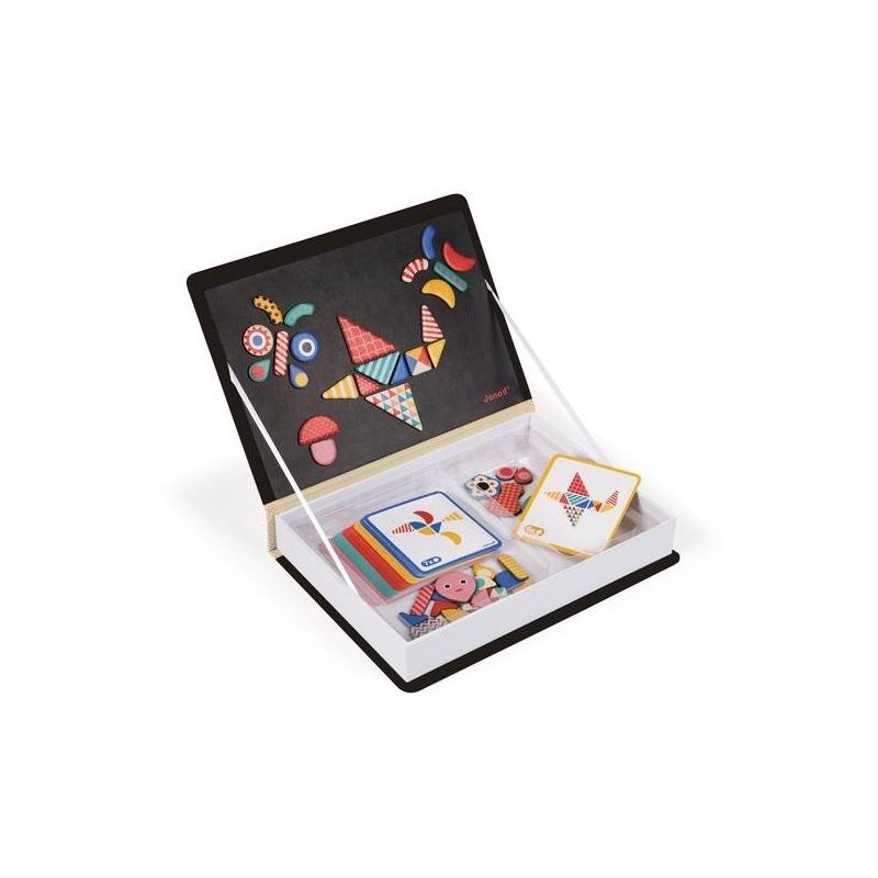 Carte Europe Janod.Magneti Book Moduloforme Janod La Looma