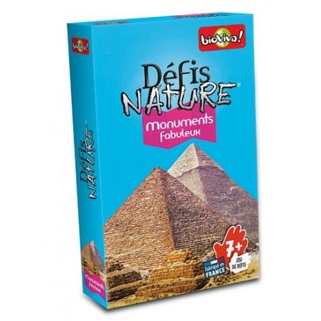Défis Nature Fabulous Monuments - Bioviva