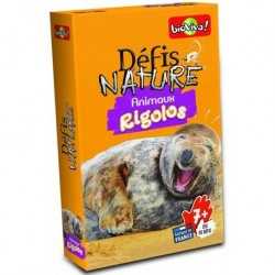 Défis Nature Funny Animals - Bioviva