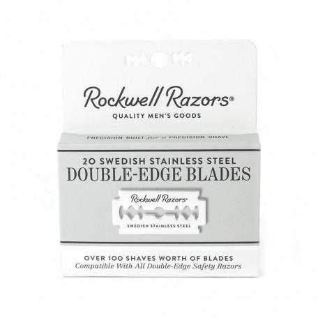 Lames de rechange pour rasoir de sécurité - Rockwell Rockwell Razors