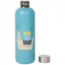 Stainless Bottle 17oz - Llamarama