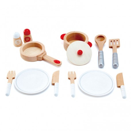 Gourmet Kitchen starter set, Hape