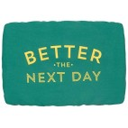 Couvre-plat Better the next day - Now Designs Now Designs