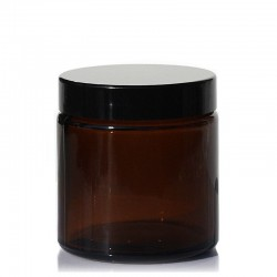 50 mL Tainted Glass Container
