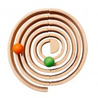 Natural Wood Rainbow 12 pieces Large - Grimm's