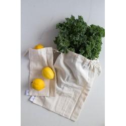 Ensemble de sacs zéro déchet - Dans le Sac