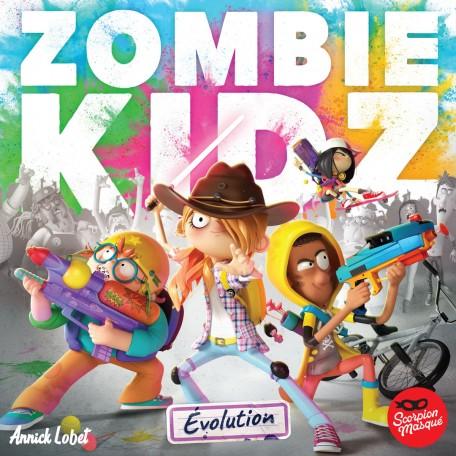 Zombie Kidz - Scorpion Masqué