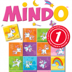 Mindo Unicorns - Blue Orange
