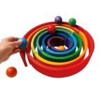 Rainbow 12 pieces - Grimm's