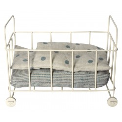Metal Baby Cot Bed - Maileg