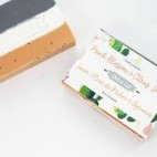 Peach Tree Flower and Citrus Soap - Dot & Lil