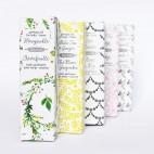 White tea & ginger Perfume oil - Dot & lil